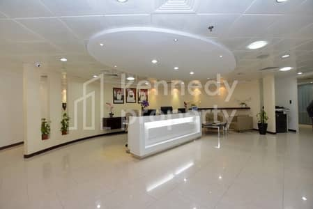 Office for Rent in Hamdan Street, Abu Dhabi - |Move in Sea View Office Hamdan Services included|