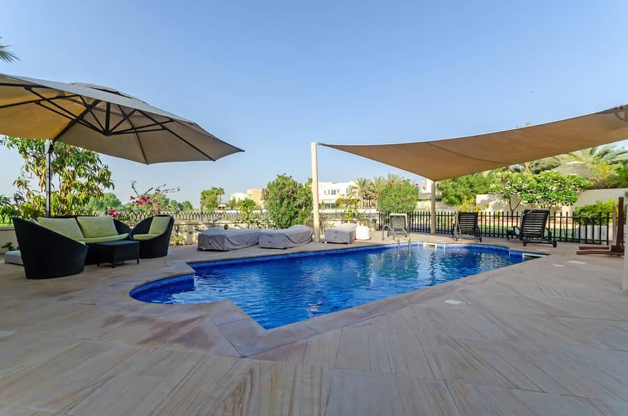 2 EXCLUSIVE | Golf View and with Pool | Type 16