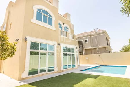 5 Bedroom Villa for Rent in The Villa, Dubai - 5 Bed Custom Build Villa