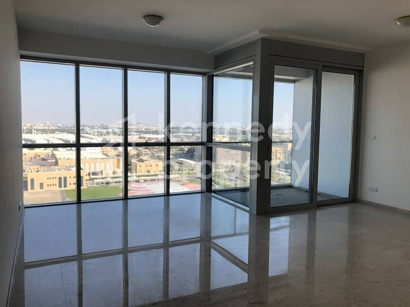 Great View 2BR In Rihan Heights I Full Facilities
