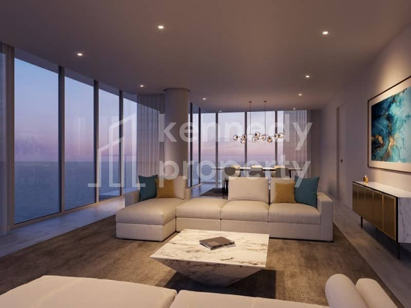 11 0 FEES|Spectacular High End Full SeaVIew Penthouse