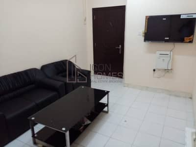 Ready To Move Fully Furnished 2Bhk With Balcony Free Wfi Just 3k In Al Nahda Sharjah