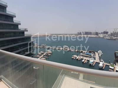 3 Bedroom Flat for Rent in Al Raha Beach, Abu Dhabi - 3+m  Massive terrace  Stunning sea and sunset view