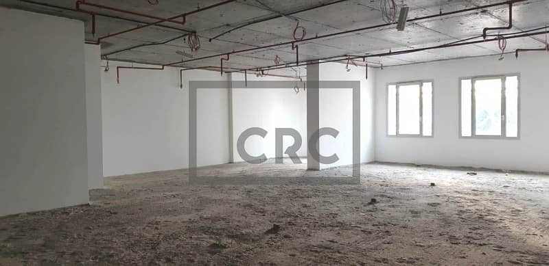 DHCC Freezone | Shell & Core Office | For rent