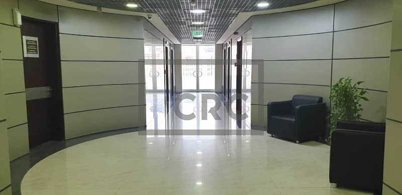 12 DHCC Freezone | Shell & Core Office | For rent