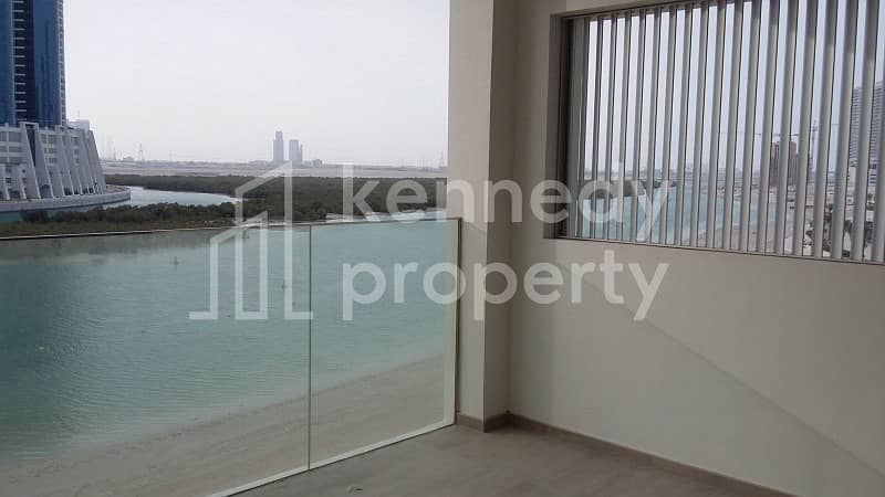 20 On the BEACH| Sea Views HighEnd 3bed+Maid+Balcony