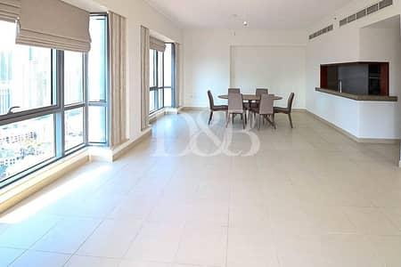 فلیٹ 2 غرفة نوم للبيع في وسط مدينة دبي، دبي - Best Layout | High floor | Burj Khalifa View