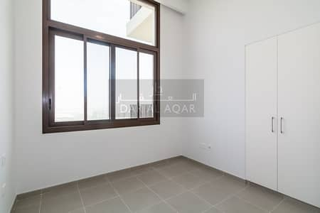 2 Bedroom Flat for Rent in Town Square, Dubai - 2Br   Best Park View  High Floor   Brand New