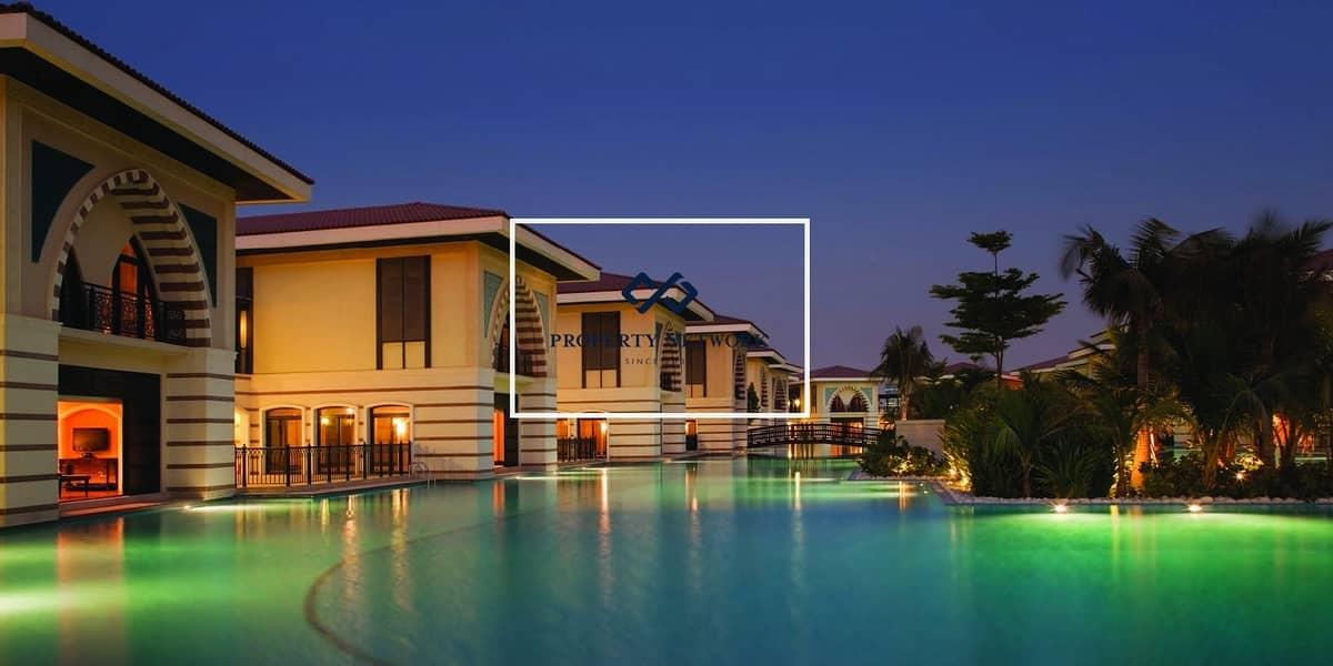 Royal Villas at Zabeel Saray Palm Jumeirah