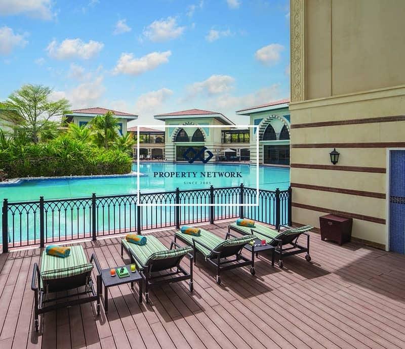 10 Royal Villas at Zabeel Saray Palm Jumeirah