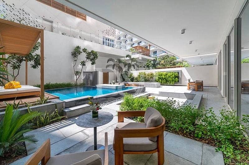 Exclusive | Most Luxurious Townhouse In Five Palm