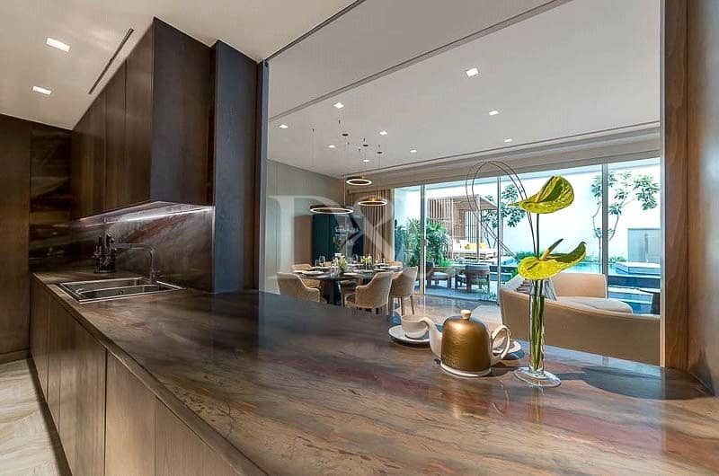 10 Exclusive | Most Luxurious Townhouse In Five Palm