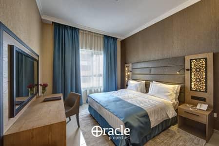 شقة فندقية 1 غرفة نوم للايجار في برشا هايتس (تيكوم)، دبي - bed room