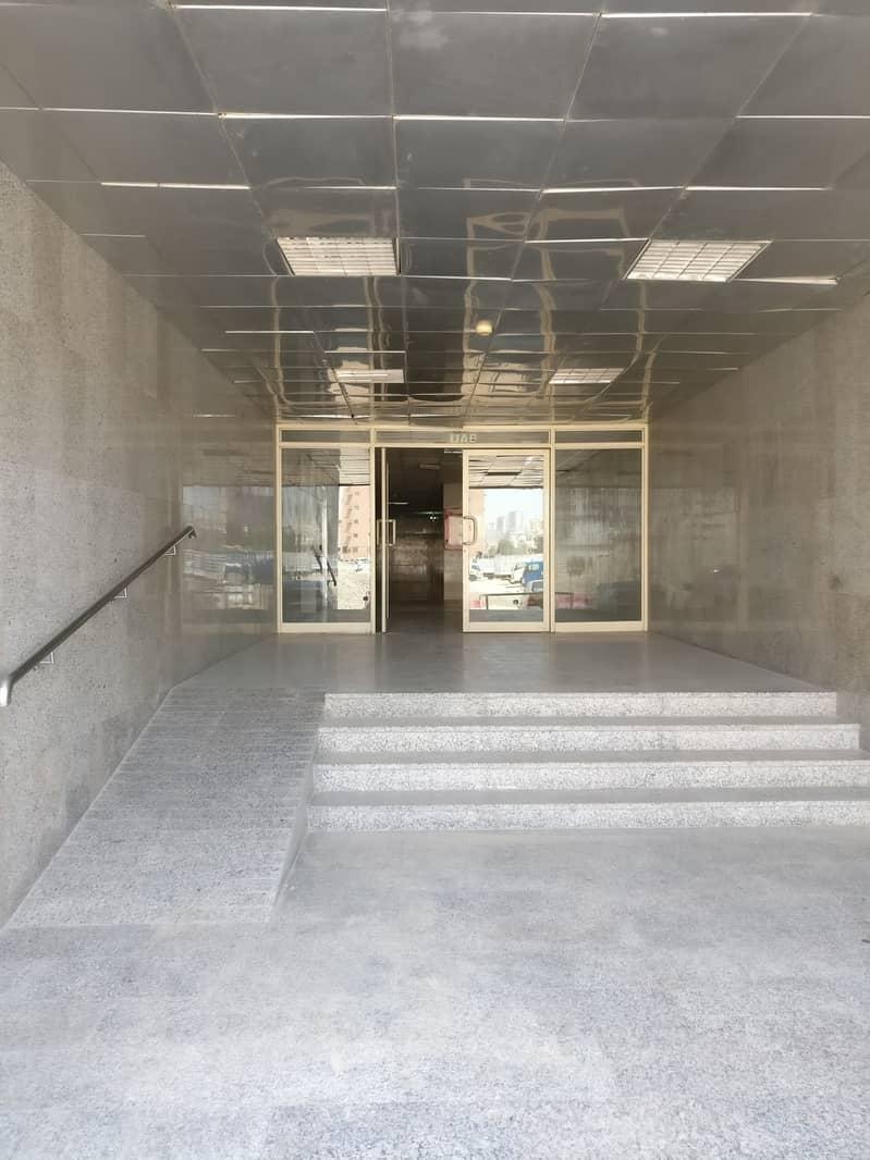 1 Month Free - 1/2 Bed Room Hall Flat with Balcony Near Nesto Hypermarket Al Nuaimiya Ajman
