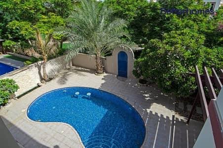 فیلا 4 غرف نوم للايجار في ذا فيلا، دبي - Upgraded Cordoba|4 Beds  plus study|With Pool