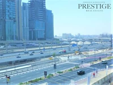 Studio for Rent in Dubai Marina, Dubai - Studio | Yacht Bay | Unfurnished