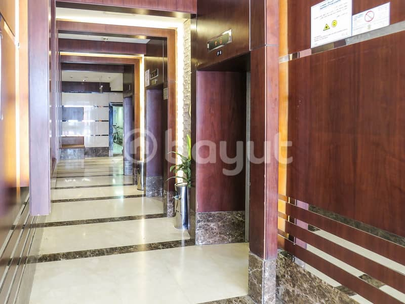 26 Distress 2 Bedroom Maidroom Corniche Tower for Sale