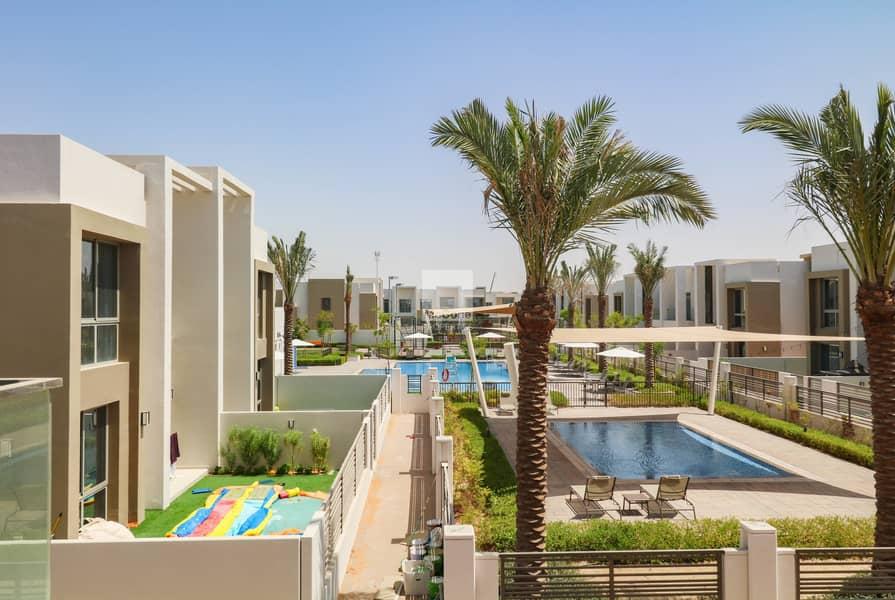 Brand New Villa | Private Garden | Pool View