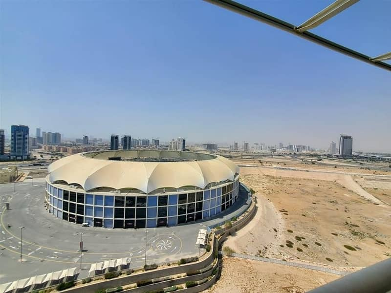 2 Large 1 Bedroom in Stadium Point Tower for Sale with Stadium View