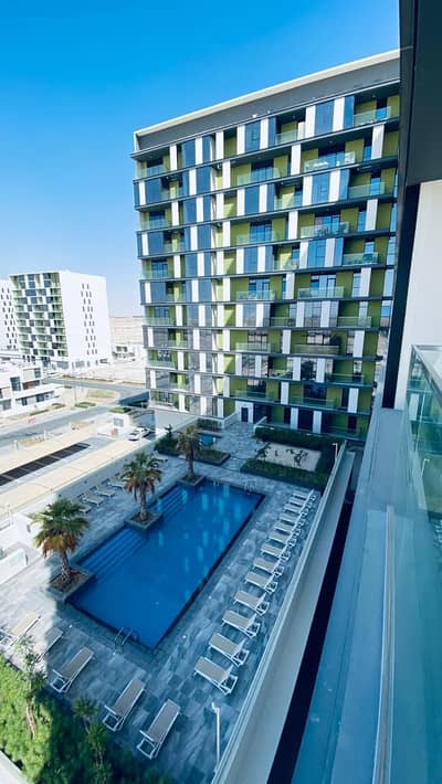 2 Bedroom Apartment for Rent in Dubai South, Dubai - Brand New 2 Bedroom Pool View Pool GYM Parking 38k