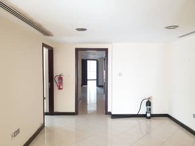 3 Bedroom Flat for Rent in Corniche Al Buhaira, Sharjah - Chiller Free Spacious 3Bhk 1 Month Free+ Gym Pool Free Open View With Parking 64k