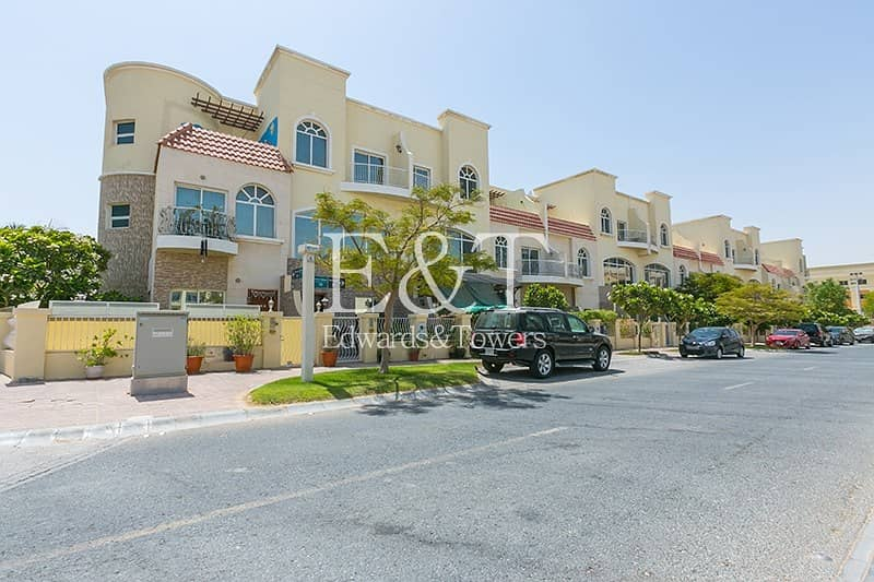 Cheapest 4 Bed TH | Only 350 Dhs Per Sq Ft | JVC