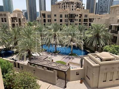 1 Bedroom Flat for Rent in Old Town, Dubai - 1 Bed Apartment for Rent in Old Town