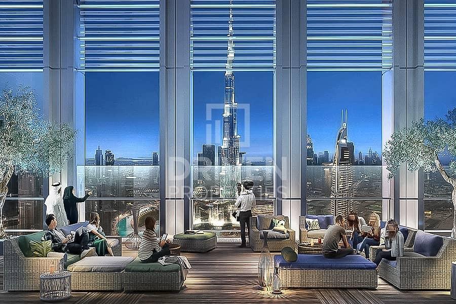 2  Burj Khalifa View