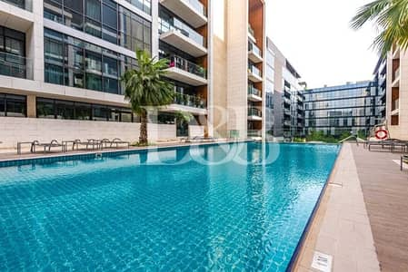 1 Bedroom Apartment for Rent in Jumeirah, Dubai - Pool View | Large Lay Out | Modern Design