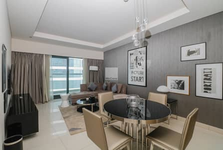 1 Bedroom Flat for Rent in Business Bay, Dubai - Fully Furnished | Spacious | Stunning Views