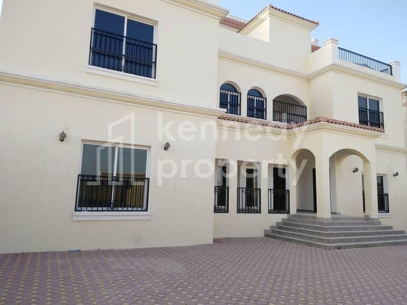2 I With balcony I Nice View I Well Maintained Villa