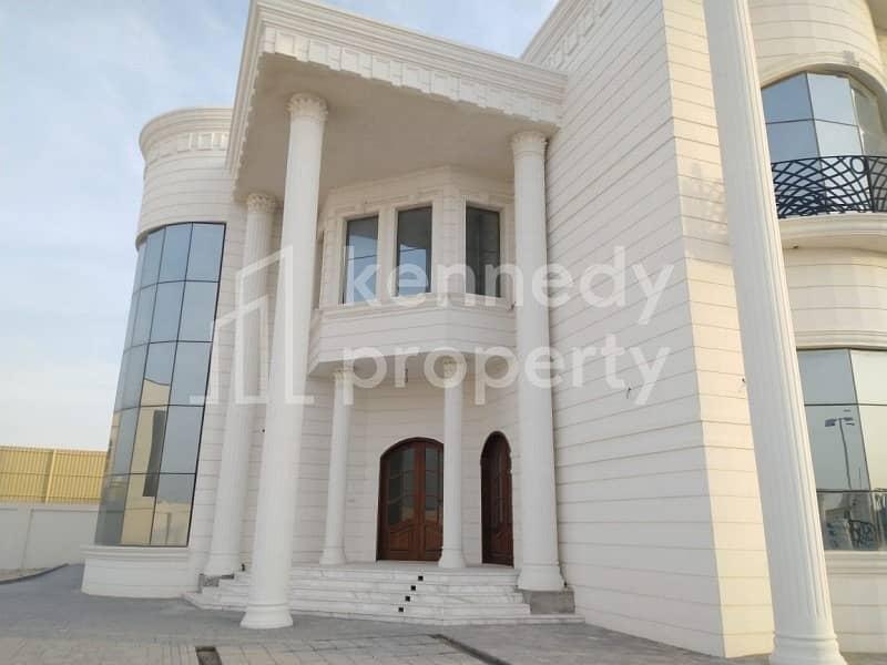 18 8 Bedrooms villa in Shamkha I Huge and Well Maintained Villa I