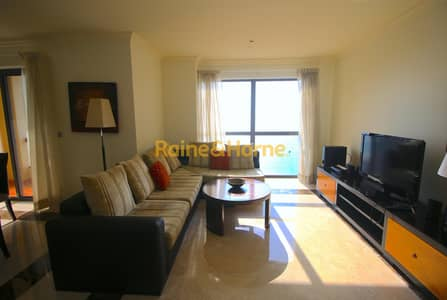 فلیٹ 2 غرفة نوم للايجار في جميرا بيتش ريزيدنس، دبي - Spacious 2 BR | Sea Views | JBR | 3 Months Free