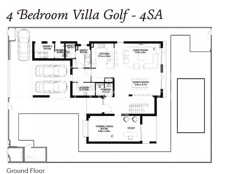 19 Incredible villa
