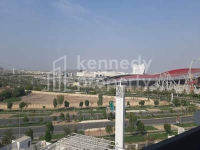 2 Bedroom Apartment for Rent in Yas Island, Abu Dhabi - I Bigger layout |2 balconies|2 bedrooms en-suite|