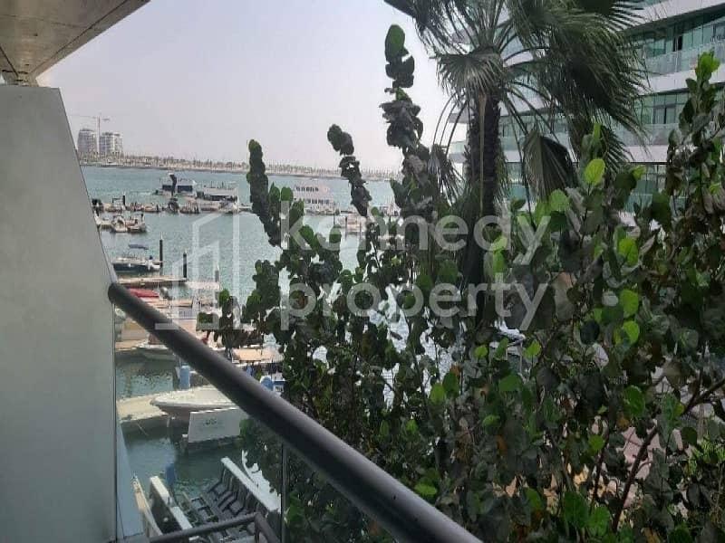 Sea and garden view   Long  balcony   Appliances  I