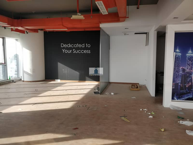 High Floor Corner Unit | Wooden Floor | Glass Door | Canal & SZR View