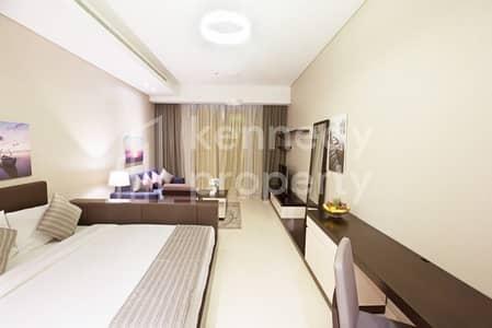 استوديو  للايجار في منطقة الكورنيش، أبوظبي - Eay to move-in fully furnished studio on Corniche