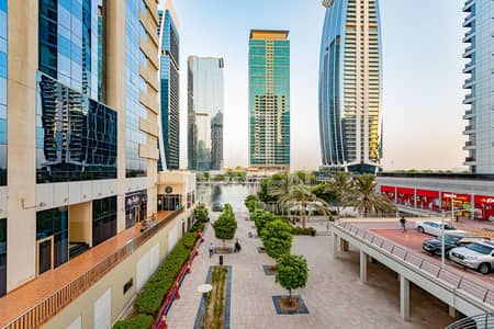 1 Bedroom Apartment for Rent in Jumeirah Lake Towers (JLT), Dubai - 2 Bedroom with Big Terrace in Prime Location