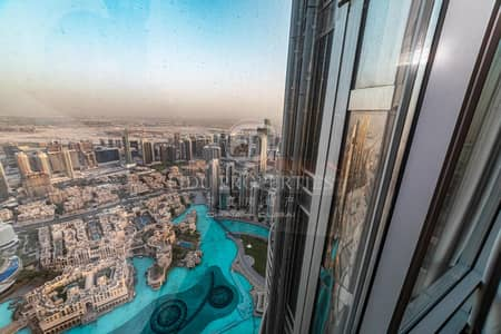 1 Bedroom Flat for Sale in Downtown Dubai, Dubai - High Floor | Fountain View | Iconic Tower