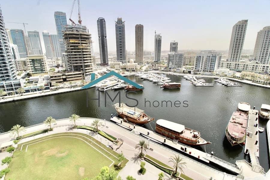 Amazing Marina Views | Vacant | Spacious