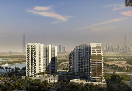 Studio for Sale in Bur Dubai, Dubai - Own With Creek Views 10% Down Payment