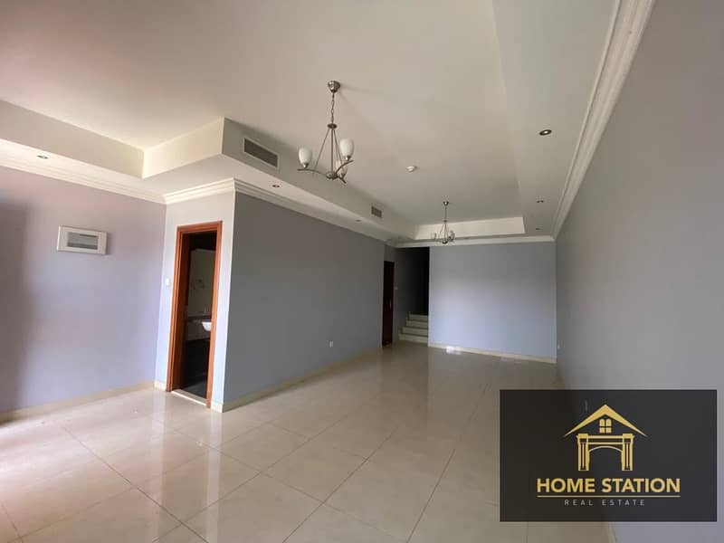 2 3BHK VILLA WITH MAID ROOM MULTIPLE CHEQUES