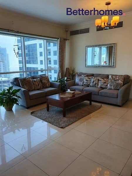 Furnished | High Floor | Vacating on 31st of June