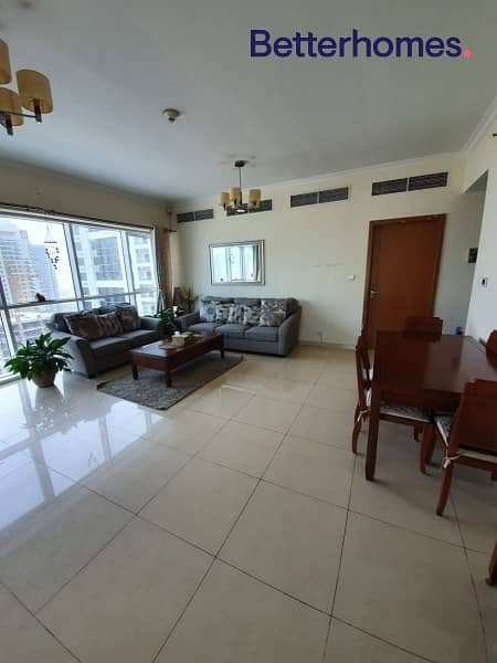 10 Furnished | High Floor | Vacating on 31st of June