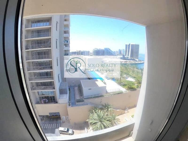 2 PRESTIGIOUS DUPLEX !!! Elegant 4BR+Maid I Stunning  Balcony+Sea View I