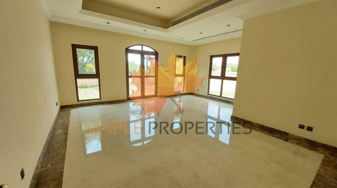 2 4BR+M Villa for Sale | Private Pool & Garden| Golf Course View