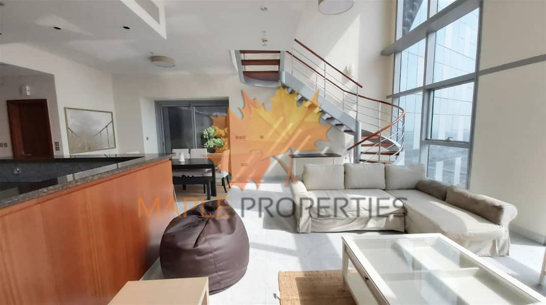 Splendid & Specious Penthouse | 2BR |Furnished | DIFC