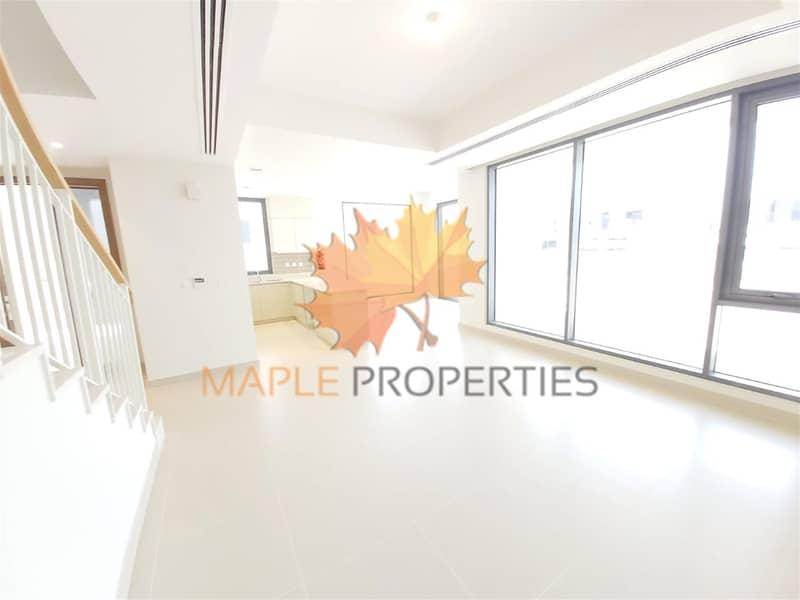 10 Spacious 4 BR+M Townhouse | For Rent | Maple Dubai Hills