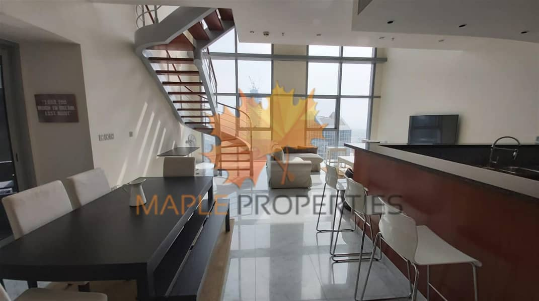 2 Splendid & Specious Penthouse | 2BR |Furnished | DIFC